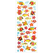 Fish Frenzy - Foil Stickers