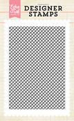 Lattice Background Stamp - Echo Park