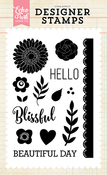 Beautiful Day Stamp Set - Echo Park