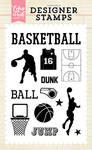Slam Dunk Stamp Set - Echo Park