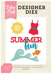 Summer Fun Designer Dies - Echo Park
