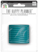 Teal 1.75 Inch Create 365 Planner 9 Discs