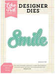 Stitched Smile Phrase Designer Dies - Echo Park