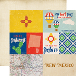 New Mexico Paper - Stateside - Echo Park