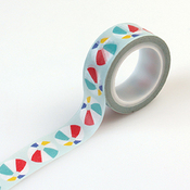 Beach Ball Decorative Tape - Beach Day - Carta Bella