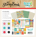 Beach Day Pocket Page Kit - Carta Bella