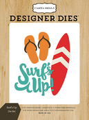 Surf's Up Die Set - Carta Bella