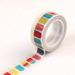 Popsicles Washi Tape - Summer Party - Echo Park