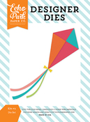 Kite #2 Die Set - Echo Park