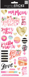 Super Mom - Specialty Stickers