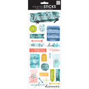 Epic - Travel - Specialty Stickers
