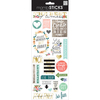 The Best Of Times - Specialty Stickers Me & My Big Ideas-Specialty Stickers: The Best Of Times. Make a statement! Stickers are not just for scrapbooking anymore; personalize letters, notes, photos and envelopes with these quotes and captions. This package contains one 12x5 inch sheet with twenty-five stickers. Imported.