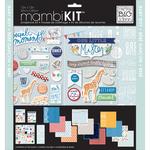 "Cool Baby Boy - Me & My Big Ideas Page Kit 12""X12"""