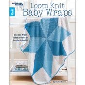 Loom Knit Baby Wraps - Leisure Arts