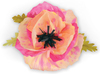 Large Poppy - Sizzix Thinlits Dies 4/Pkg By Brenda Walton