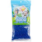 Dark Blue - Perler Beads 6,000/Pkg
