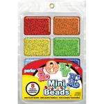 Rainbow - Perler Mini Beads Fused Bead Tray