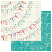 Banners Paper - Nautical Bliss - Photoplay