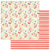 Floral Paper - Nautical Bliss - Photoplay