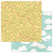 Field Of Flowers Paper - Happy Glamper - Photoplay
