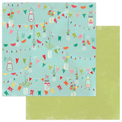 Pennants Paper - Happy Glamper - Photoplay