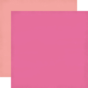 Pink - Light Pink Paper - Party Time - Echo Park