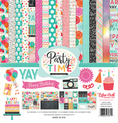 Party Time Collection Kit - Party Time - Echo Park