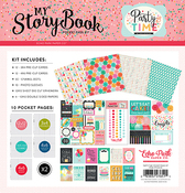 Party Time Pocket Page Kit - Echo Park