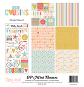 Girl Cousin Collection Kit - Cousins - Echo Park