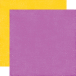 Purple - Yellow Paper - Let's Be Mermaids - Echo Park