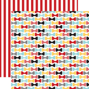 Bow Ties Paper - Magical Adventure - Echo Park