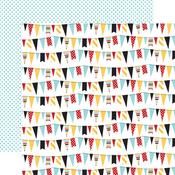 Festive Banners Paper - Magical Adventure - Echo Park