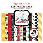 Magical Adventure 6x6 Paper Pad - Echo Park