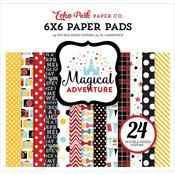 Magical Adventure 6x6 Paper Pad - Echo Park