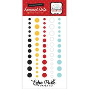 Magical Adventure Enamel Dots - Echo Park
