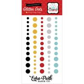 Magical Adventure Glitter Enamel Dots - Echo Park
