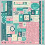 Details Sticker Sheet - Authentique