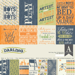 Darling Boy Collection Kit - Authentique