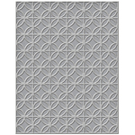 Circles & Diamonds - Spellbinders Embossing Folder Small