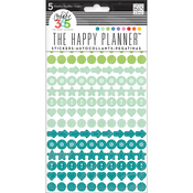 Colorful Dots Stickers - The Happy Planner - Me and My Big Ideas