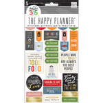 Good Food Stickers - Create 365 Happy Planner - Me and My Big Ideas