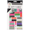 Bold - Washi - Create 365 Planner Stickers 5 Sheets/Pkg Me & My Big Ideas-Create 365 Planner Stickers. The perfect addition to your planners, calendars and more! This package contains five 8- 1/2x4-3/4 inch sheets with a wide assortment of stickers. Comes in a variety of themes. Each sold separately. Imported.