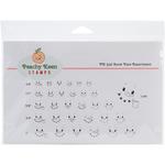 Winter - Peachy Keen Stamps Clear Face Assortment 31/Pkg