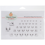 Snow Happy - Peachy Keen Stamps Clear Face Assortment 32/Pkg