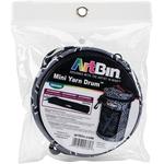 """Black & Gray - ArtBin Mini Yarn Drum 5.75""""x9.5"""""""