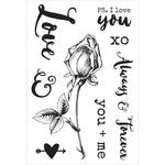Always & Forever Clear Stamps - KaiserCraft