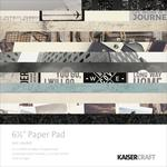 Just Landed 6 x 6 Paper Pad - KaiserCraft
