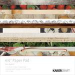 Bon Appetit 6 x 6 Paper Pad - KaiserCraft