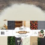 Bon Appetit Paper Pack - KaiserCraft