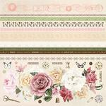 Mademoiselle Cardstock Sticker Sheet - KaiserCraft